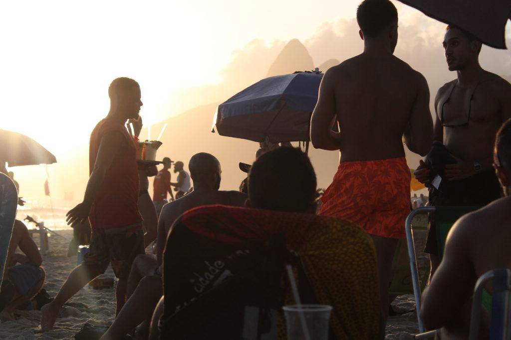 gay beach Rio de Janeiro