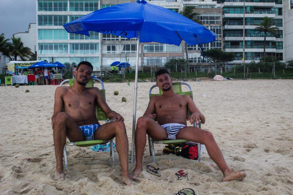 Rio de Janeiro gay beach review for Queer travel portal
