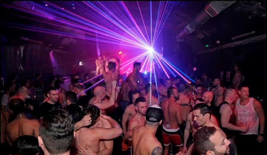 Gay Brisbane - Grunt & Amped night club