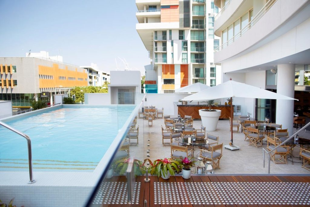 gay hotspot in Brisbane - Rydges South Bank
